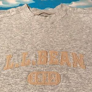Vintage LL Bean Crewneck Sweater